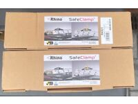 X2 SETS -RHINO LADDER CLAMPS