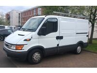 IVECO DAILY 2.3 DIESEL ONLY 50,000 MILES FROM NEW MOT FOR A FULL YEAR