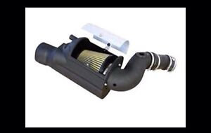 Ford SuperDuty 6.0L AFE stage 2 intake & 2 filters