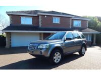 Land Rover Freelander TD4 GS (grey) 2007