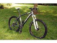 "Boardman Team Hardtail Mountain Bike - Lovely Condition RRP £860 (Med 18"")"