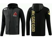 Ufc reebok conor mcgregor champion hoodie brand new with tags Large