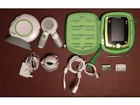 LeapTV / LeapPad2 consoles, games and accessories bundle