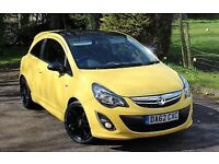Corsa Limited Edition 2012 Low Miles
