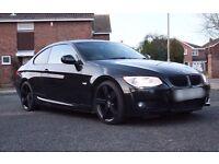 [2010] BMW 3 SERIES ***320D M SPORT COUPE 184BHP***