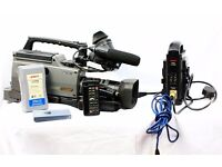 Sony DSR 250 Professional 3CCD Video Camera