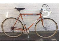 Vintage Carlton Corsa - 22 inch - Campagnolo / Huret - Fully Overhauled