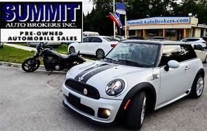 2010 MINI Cooper CAMDEN EDITION | NAVI | LEATHER | PANO ROOF