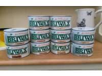 Original Briwax Sample/Tester Pots