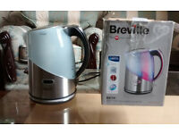 Breville VKJ595 Kettle Spectra Illuminated NEW BOXED