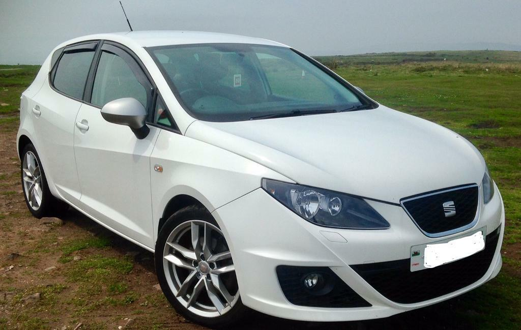 seat ibiza fr 2011 in llanelli carmarthenshire gumtree. Black Bedroom Furniture Sets. Home Design Ideas