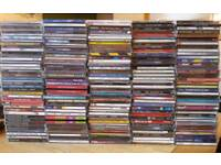 CD's ruff about 150 various