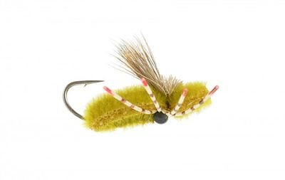 3 V Fly Size 6 Ultimate St Francois Silly Legs Clouser Bonefish Saltwater Flies