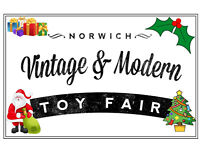 4th Norwich Vintage & Modern Toy Fair at Costessey Breckland Hall