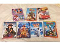 🍿 7 children's DVDs