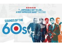 SOUNDS OF THE 60S SHOW WITH THE ZOOTS AT THEATRE ROYAL WINCHESTER