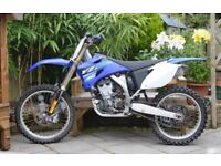 Road Legal Yamaha YZ250F YZF