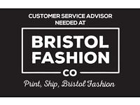Customer Service Advisor Needed - Based In Kingswood, Bristol