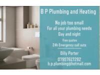 B P Plumbing & Heating - fix it quick