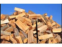 Seasoned Logs for sale bulk bags free delivery