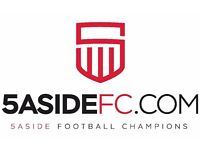 LIVERPOOL STREET 5-A-SIDE LEAGUE - £40 PER GAME ONLY
