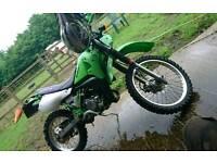 Kawasaki kmx125