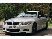 BMW 320d Sport Plus, Nav, Auto, 49k, FDSH