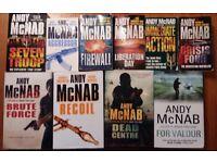 Books - Andy McNab