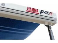 Fiamma T5 sun blind F45s silver / blue