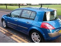 RENAULT MEGANE PRIVILEGE 16V 5 DOOR HATCHBACK**S/H** EXCELLENT CONDITION