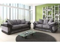 40% Discounted Offer - Orignal PICTURES Posted , Brand NEW Jumbo Cord Fabric Sofas Multiple Colours