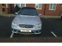 Mercedes CLK 200 Convertible Sport
