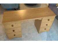 Wooden Desk - Can Deliver Locally