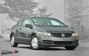 2009 Honda CIVIC DXG 2 PORTES AC CRUISE MAGS AUTOMATIQUE
