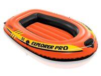 INTEX Bateau Explorer Pro 50 inflatable boat