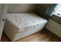 Single bed barely used