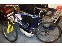 Carrera bike in good condition.