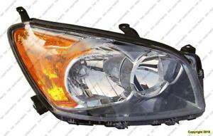 Head Light Passenger Side Sport Model Japan Built High Quality Toyota Rav4 2009-2011