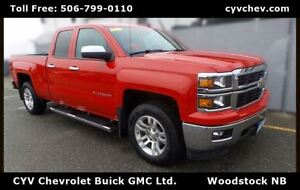2014 Chevrolet Silverado 1500 LT - 5.3L, Power Seat, Rear Cam, V