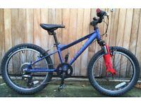 Kids Boys Girls age 6 7 8 9 years Carrera MTB Mountain Bike 20inch Wheels