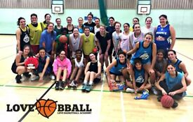 WOMEN'S BASKETBALL LONDON - NEW PLAYERS WELCOME