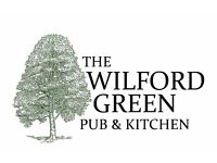 Chef De Partie - Join the growing team at the Wilford Green Nottingham