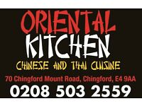 Busy Chinese Takeaway for sale 10K PER WEEK!!