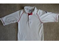 Slazenger Cricket Top and Trousers