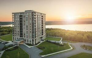PANORAMIC VIEW OF BEDFORD BASIN,  LUXURY LARGE APARTMENTS