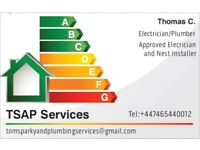 Electrician/Nest thermostats/Ring doorbells/Cctv installation free estimate East London