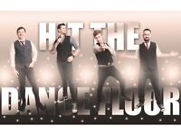 Hit The Dance Floor - live modern wedding , corporate , event & party band for hire