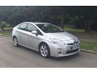 Toyota Prius 2010 Silver T4 first Time PCO Excellent condition Genuine 85k Mileage 1 YEAR MOT