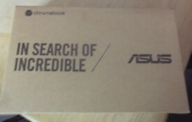 Unwanted ASUS C202SA-GJ0027 11.6-inch Chromebook brand new specs below cost £179