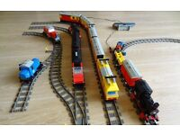 WANTED - LEGO TRAINS AND ACCESSORIES !